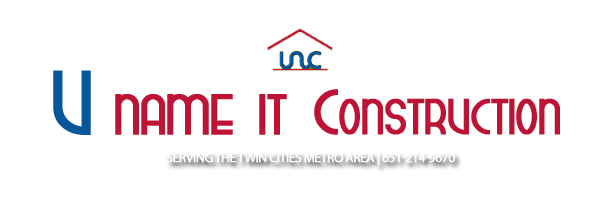 Contractors St. Paul - U Name it Construction Inc Logo